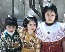 Zahra, Fatima and Eman, 3 of the 146 children who drowned on SIEVX
