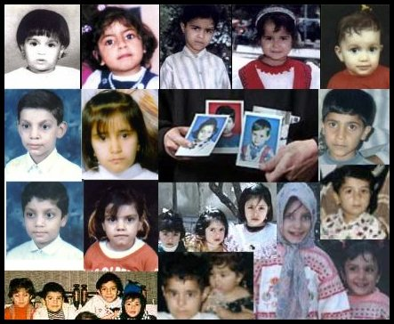 146 children drowned on SIEVX - these are some of the few photos we have of them...